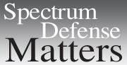 Spectrum Defense Newsletter