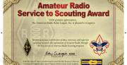 ARRL Service to Scouting Award