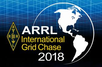 ARRL International Grid Chase