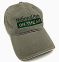 Sage hat embroidered with National Parks on the Air on the front and ARRL around back buckle.<P>