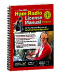 "Get your FIRST (Technician) ham radio license! <B><FONT COLOR=""#FF0000"">NEW!</B></font> Use with ARRL's <B>Exam Review for Ham Radio.</B> Spiral Bound lies flat."
