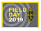 "Show your support for ARRL Field Day with a special patch. Size 3"" x 2 1/16"" .<P>"