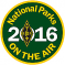 "Join ARRL in celebrating the National Parks Centennial with an embroidered patch. Size 4"" round."