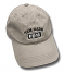 Tan hat with <B>HAM RADIO FD 2016</B> on front and <B>ARRL Field Day</B> on back loop.<P>