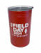 This Field Day tumbler serves a dual purpose, it's a 11 oz. beverage cup and a can or bottle cooler.