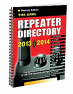 Spiral Bound Desktop Edition <I>lays flat!</I> Locate Repeaters On-the-Go! 2013/2014 Edition.<P>