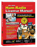 Get your FIRST (Technician) ham radio license! For exams beginning July 1, 2018.<P>