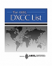 "2016 Edition. DX Century Club (DXCC) rules and current entities listing. A ""must have"" for every DXer!<P>
