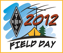 ARRL Field Day 2012 Logo