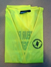 Front of Mesh Vest