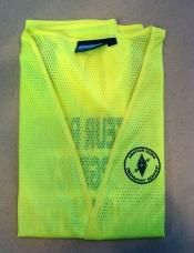 Front of Mesh Vest