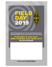 Field Day Poster (2019)