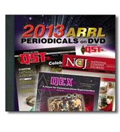 ARRL Periodicals DVD 2013
