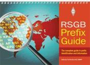 RSGB Prefix Guide 10th Edition