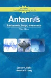 Antennas: Fundamentals, Design, Measurement (Deluxe Edition)