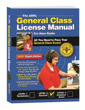 ARRL General Class License Manual 8th Edition