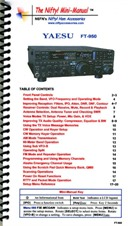 Yaesu FT-950 Mini-Manual