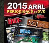ARRL Periodicals DVD 2015