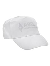 White ARRL Summer Cap