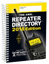 The ARRL Repeater Directory 2018