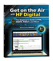 Get on the Air with HF Digital (2nd Edition)