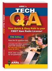 ARRL's Tech Q&A 5th Edition