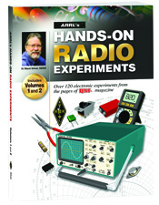 ARRL's Hands-On Radio Experiments Volume 1/2