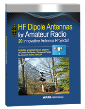 HF Dipole Antennas for Amateur Radio