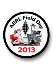 Field Day Patch (2013) 