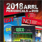 ARRL Periodicals DVD 2018