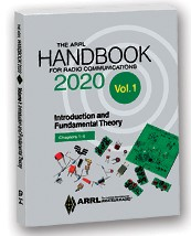 ARRL Handbook 2020 (Six-Volume Book Set)