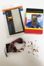 Basic Electronics Course and Kit