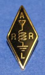 ARRL Diamond Membership Pin