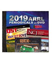ARRL Periodicals DVD 2019