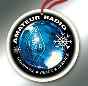 ARRL Holiday Ornament