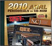 ARRL Periodicals CD-ROM 2010