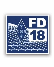 Field Day Pin (2018)