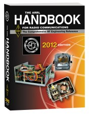 ARRL Handbook (2012 Hardcover Edition)