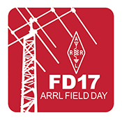 Field Day Sticker (2017)
