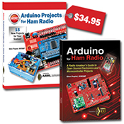 More Arduino Projects & Arduino for Ham Radio