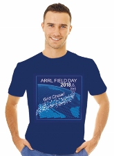 Field Day Shirt Navy Blue (2018)