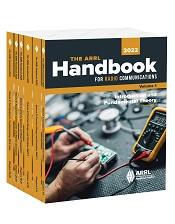 ARRL Handbook 2022 (Six Vol. Book Set)