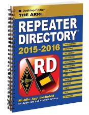 The ARRL Repeater Directory (Desktop Edition)
