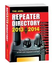 ARRL Repeater Directory (Pocket-sized Edition)