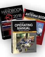 Handbook, Antenna Book, Operating Manual Bundle