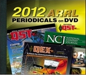 ARRL Periodicals DVD 2012