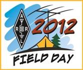 Field Day Pin (2012)