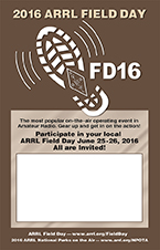 Field Day Poster (pack of 25)