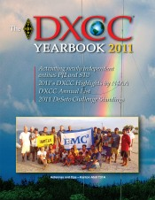 The DXCC Yearbook 2011