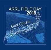Field Day Sticker (2018)